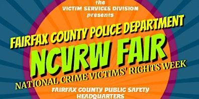 FCPD NCVRW Community Fair 2020