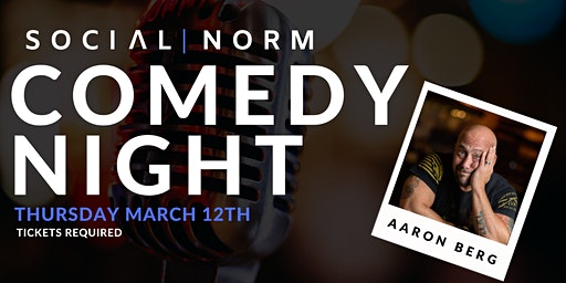 Comedy Night at Social Norm