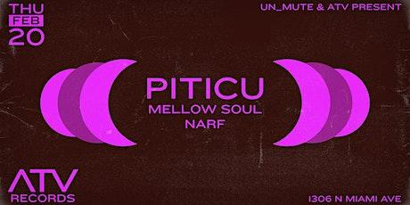 Piticu by Un_Mute & ATV tickets