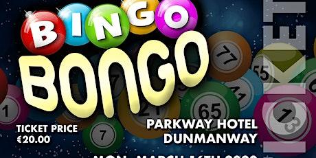 Bingo Bongo Parkway Hotel Dunmanway tickets