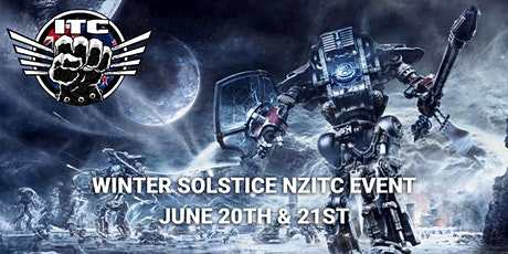 Winter Solstice Warhammer 40K NZITC Event tickets