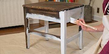 BYOP - Furniture Painting Workshop