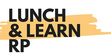 Lunch & Learn RP: Social Finance Investment Readiness with Wayne Miranda tickets