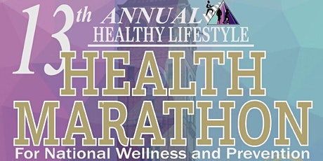 Tuskegee Univeristy 13th Annual Healthy Lifestyle Marathon tickets
