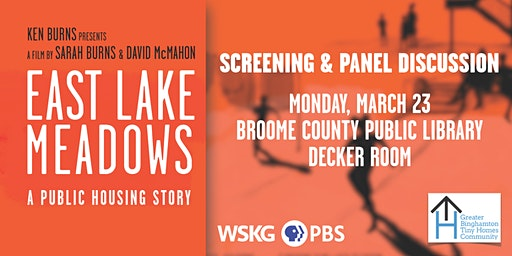 East Lake Meadows Screening & Panel Discussion