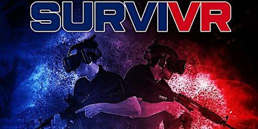 SURVIVR, A Training Simulator for First Responders
