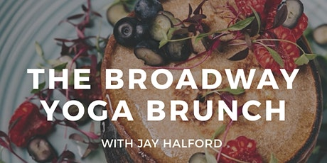 Yoga Brunch with Jay Halford tickets
