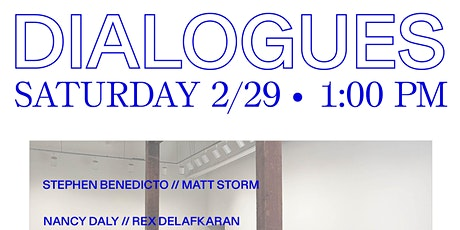 Dialogues Programing   Pt. 4 To//Two//Too tickets