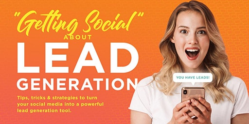 """Asheville, NC """"Getting Social About Lead Gen"""", March 3rd"""