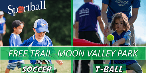 SPORTBALL - FREE TRIAL - MOON VALLEY PARK