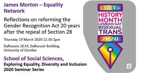 Reflections on reforming the Gender Recognition Act 20 years after the repeal of Section 28