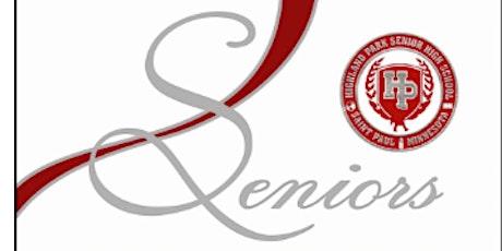 HPSH 2020 Senior Party tickets