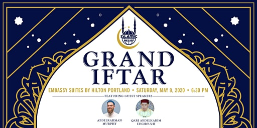 Islamic Relief USA's Grand Iftar