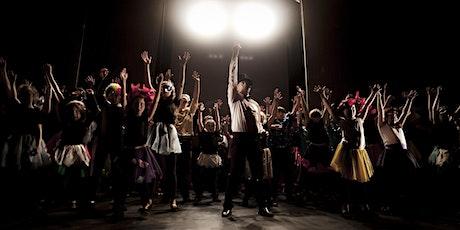 Slapdash Theatre Open Auditions tickets
