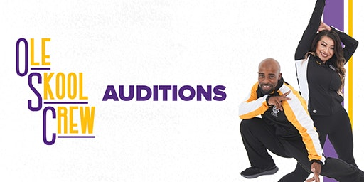 Auditions: Ole Skool Crew Ages 40+ (WNBA Los Angeles Sparks)
