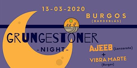 Grungestoner Night in Burgos tickets