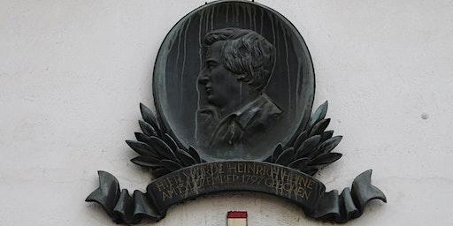 Heinrich-Heine-Führung durch Düsseldorf