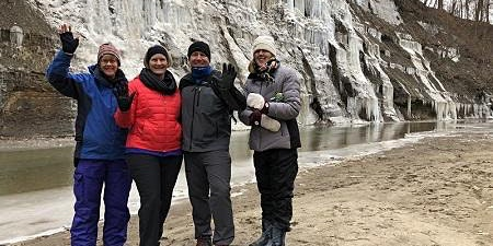 Winter Hike at Big Creek & Liberty Hollow