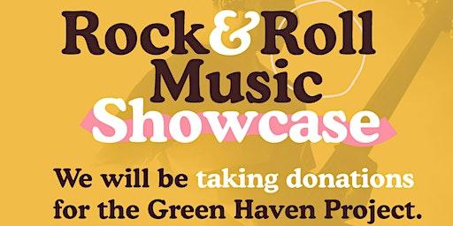 ROCK & ROLL MUSIC SHOWCASE