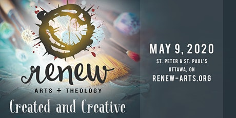 RENEW Arts + Theology: Created and Creative tickets