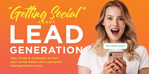 """Hartford, CT """"Getting Social About Lead Gen"""", March 6th"""
