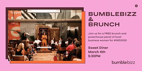 Bumble Bizz x Brunch tickets