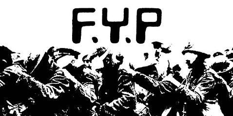 F.Y.P (SOLD OUT)