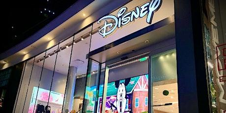 FROZEN 2 x FIDM - Fashion Display at Disney Store Westfield Century City tickets