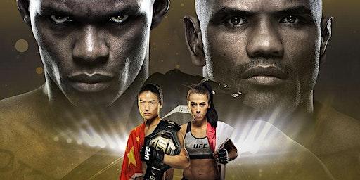 UFC 248: Adesanya v. Romero