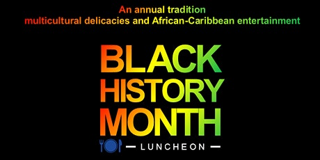 U of T's 18th Annual Black History Month Luncheon tickets
