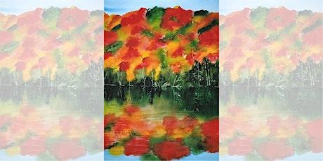 POSTPONED! Watercolor Painting Workshop tickets