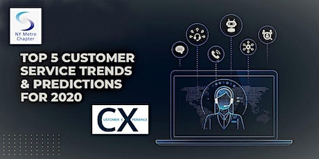 SOCAP NY METRO - Technology trends driving the future of CX and what impact it will have on your business. tickets