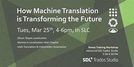 How Machine Translation is Transforming the Future tickets