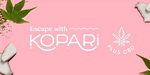 Kopari Beauty Pop Up Event