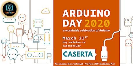 Arduino Day2020 Caserta tickets