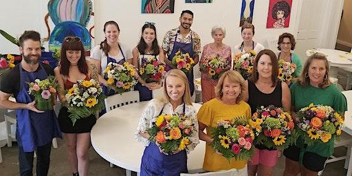 DIY Flower Design Workshop- Spring Blooms!