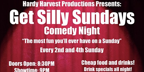 Get Silly Sundays Comedy Night tickets