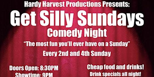 Get Silly Sundays Comedy Night