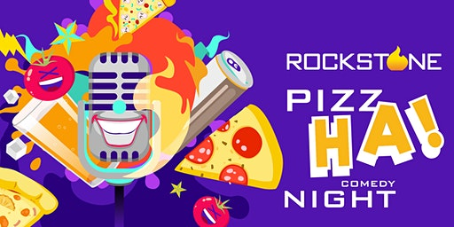 Copy of Rockstone Pizz-Ha! Comedy Night