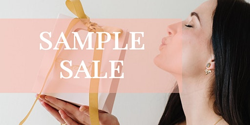 So Pretty Sample Sale 2020