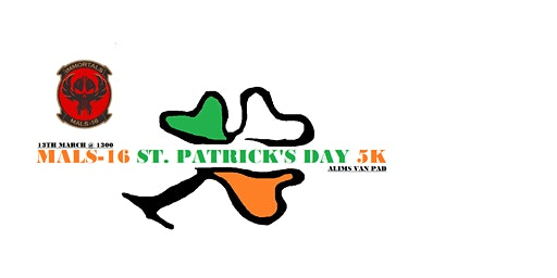 MALS-16 ST. PATRICK'S DAY 5K