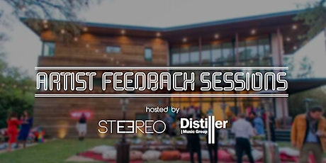 Steereo Artists Feedback Session SXSW 2020 (Block 2) tickets
