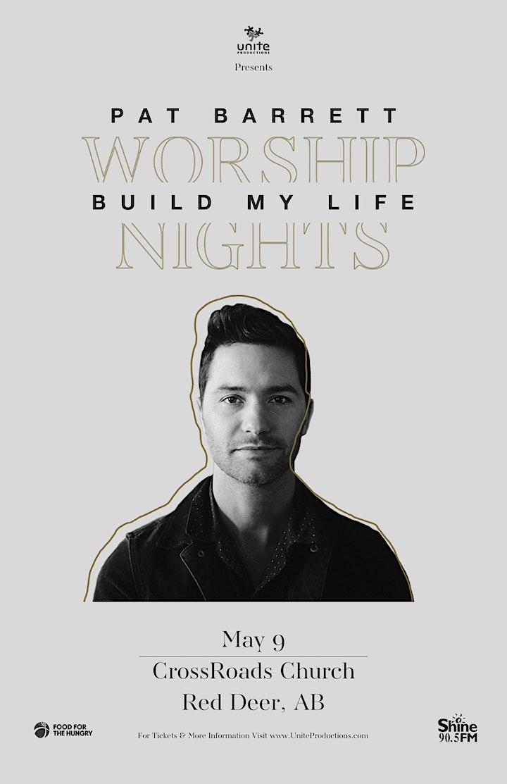 09/05 - Red Deer - Pat Barrett Build My Life Worship Nights image