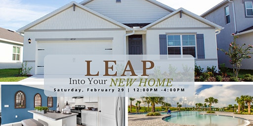 LEAP Into Your New Home Event at Willow Bend!