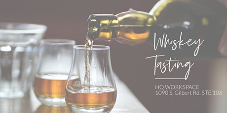 Whiskey Tasting - Girl Scout Cookie Pairing! tickets
