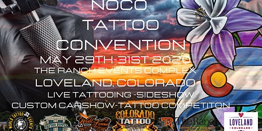 NOCO TATTOO CONVENTION
