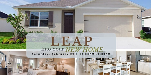 LEAP Into Your New Home Event at Watercrest!