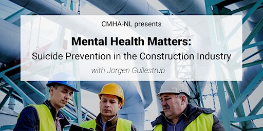Suicide Prevention in the Construction Industry with Jorgen Gullestrup
