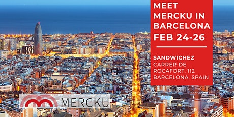 Calling all ISPs! Come Visit the Mercku team in Barcelona (#unofficialMWC) tickets