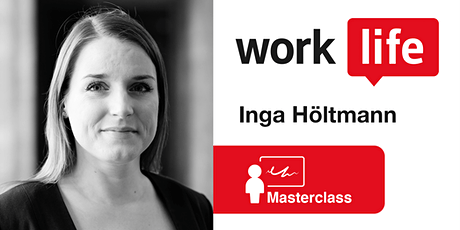 Der New Work Canvas: Methode und Wegweiser  - mit Inga Höltmann Tickets